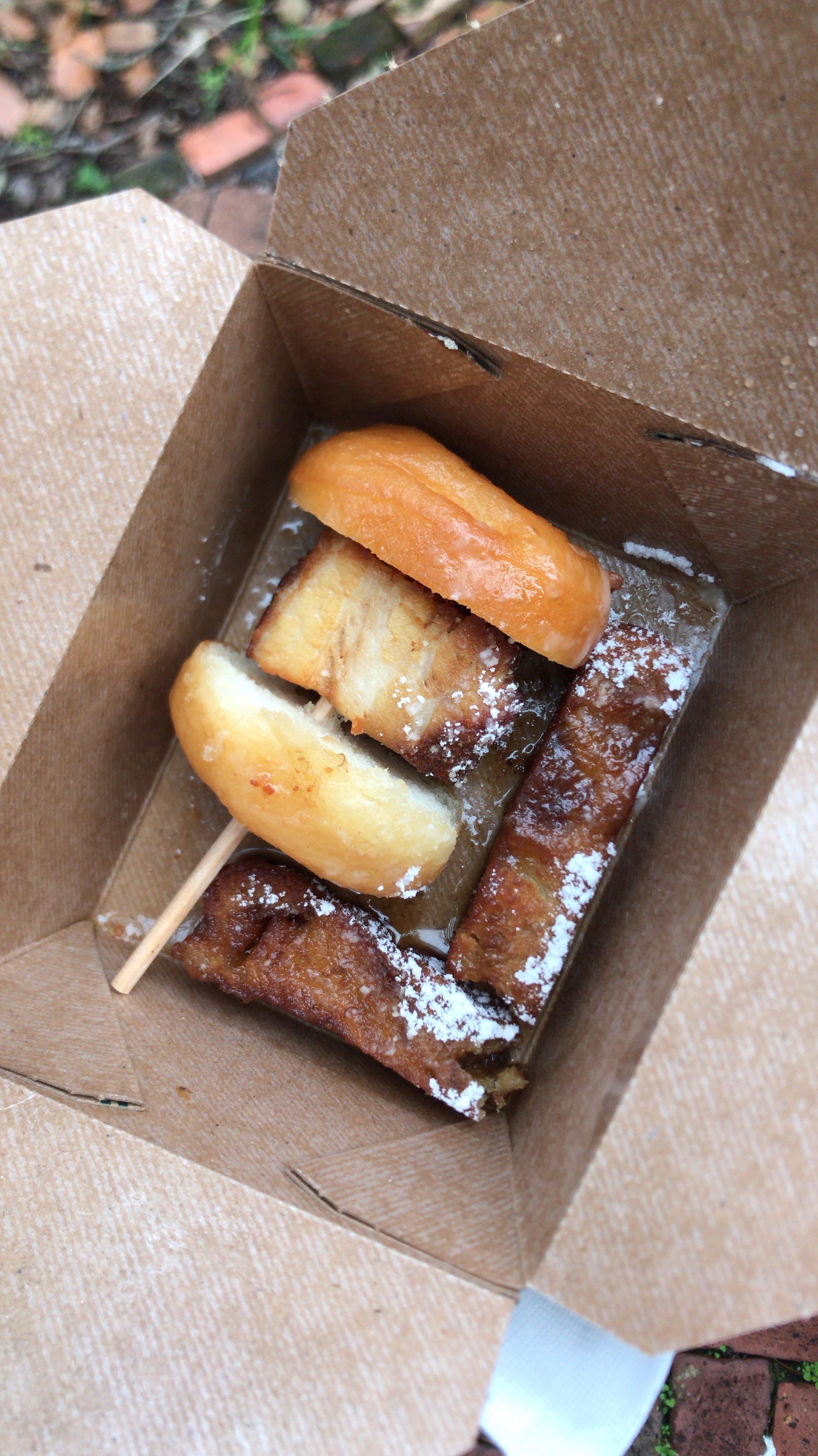 Savannah Taste Experience food tour