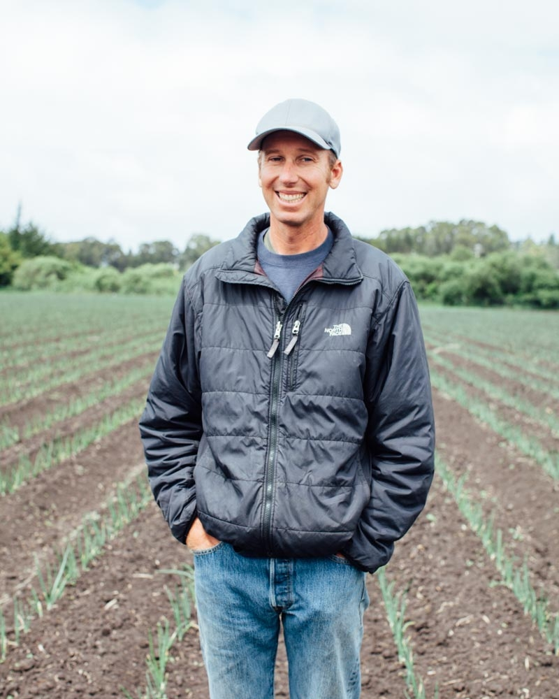 RYAN CASEY, OWNER OF BLUE HOUSE FARM