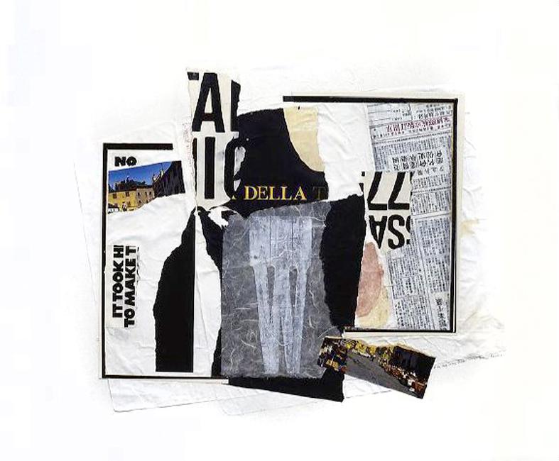 #3 Italy Series / Yellow Della