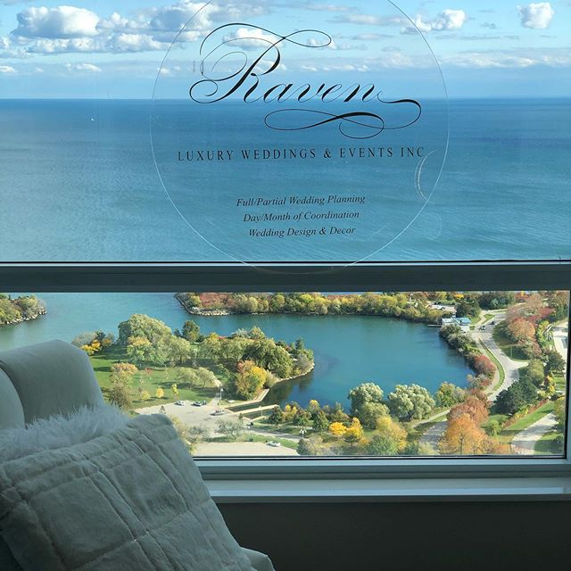 Absolutely stunning the view from our studio today and everyday!  Book Champagne Toast to get the experience!