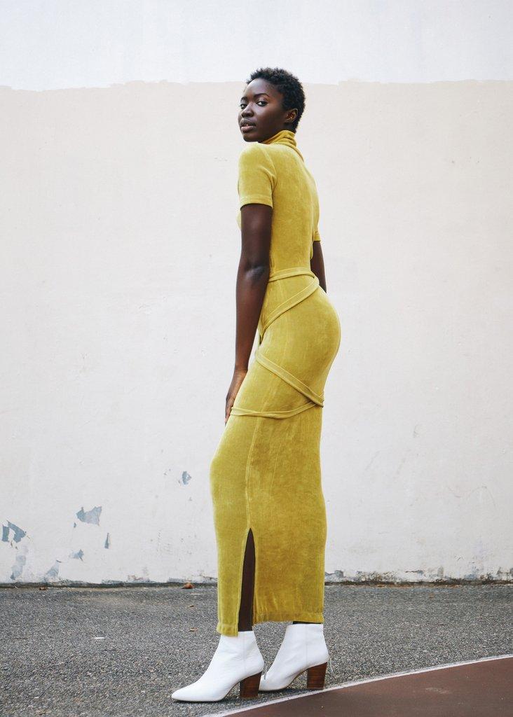 Yvonne Slinky Dress