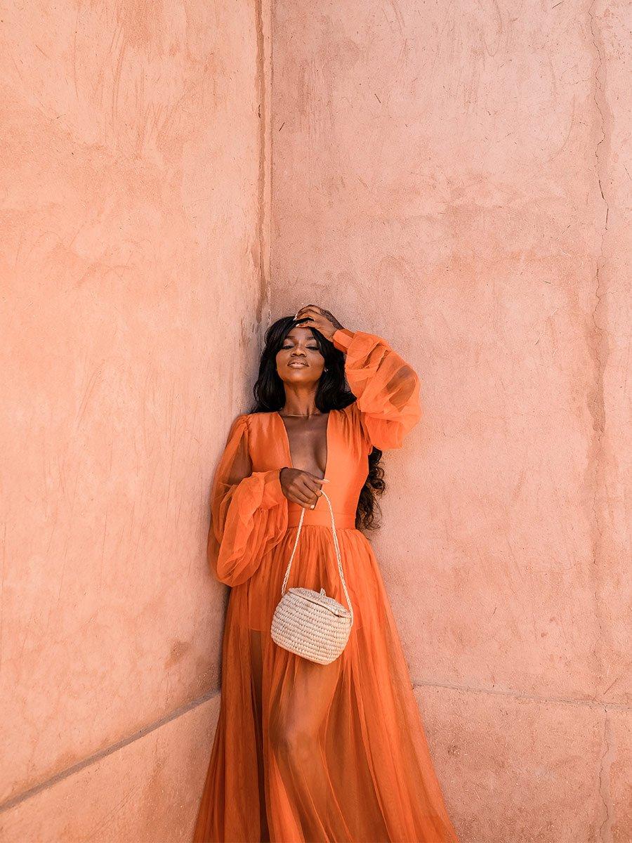 Shop A.AU: The Mandarin Dress