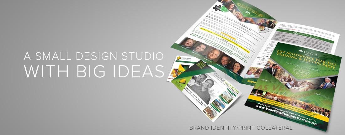 Brand Identity/Print Design