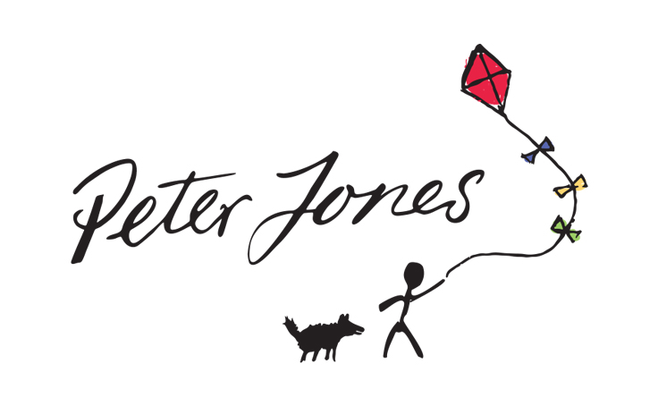 Peter Jones Business Card Front | Design