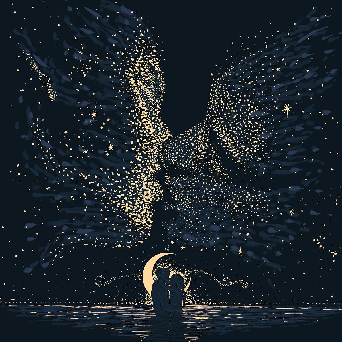 Starcrossed by Daniel Watts