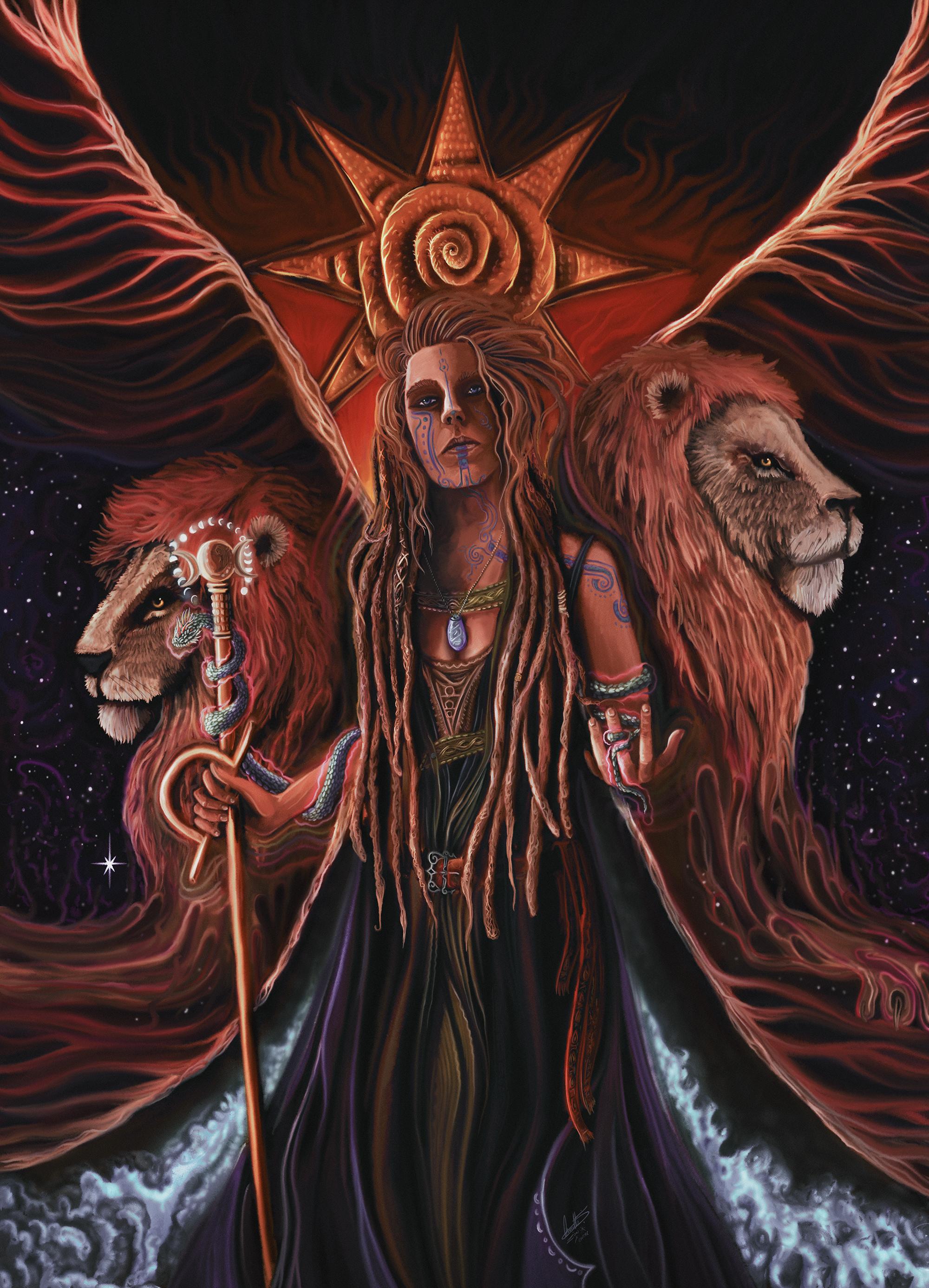 Ishtar X Zion