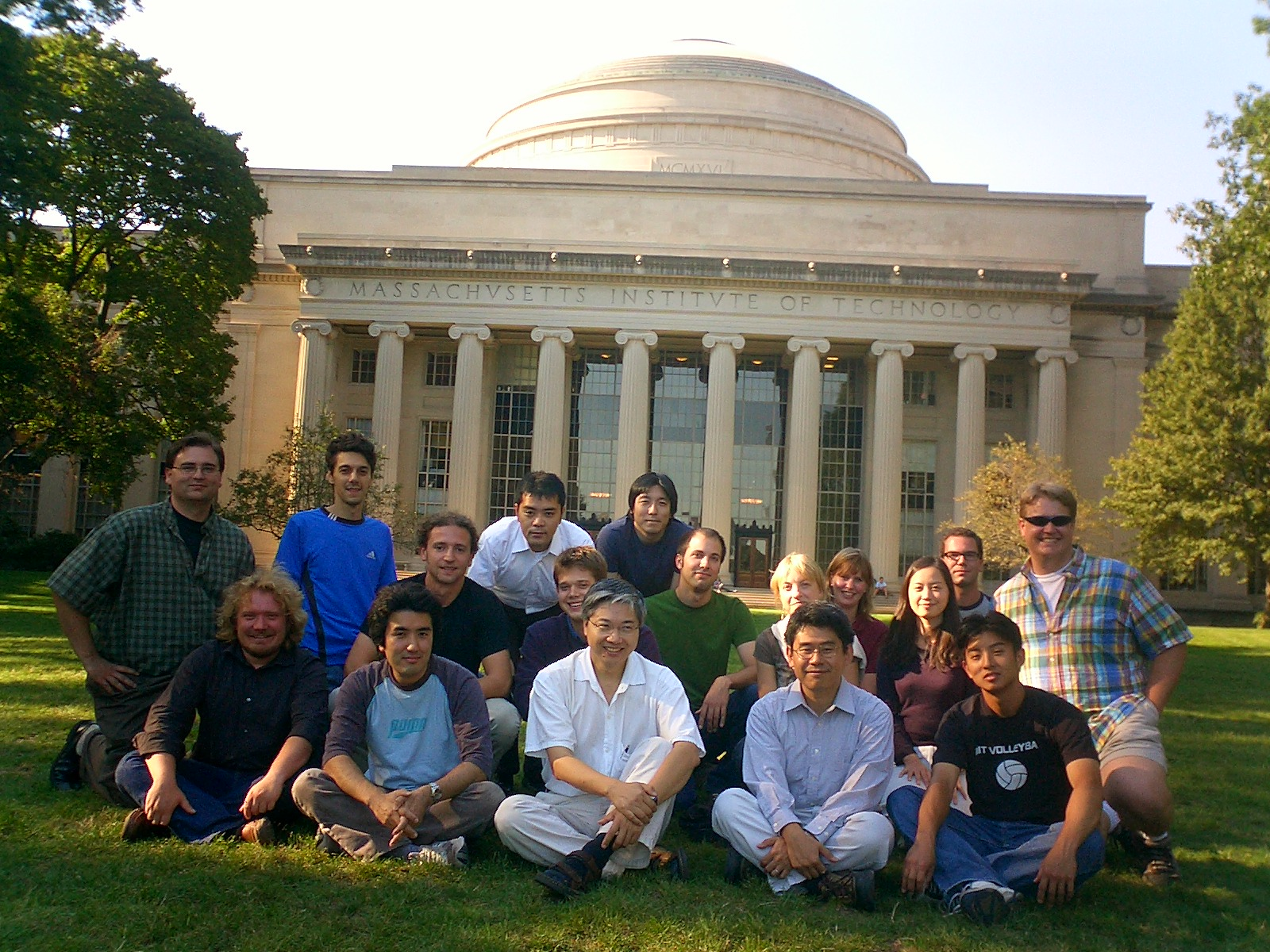 2005 Zhang Laboratory
