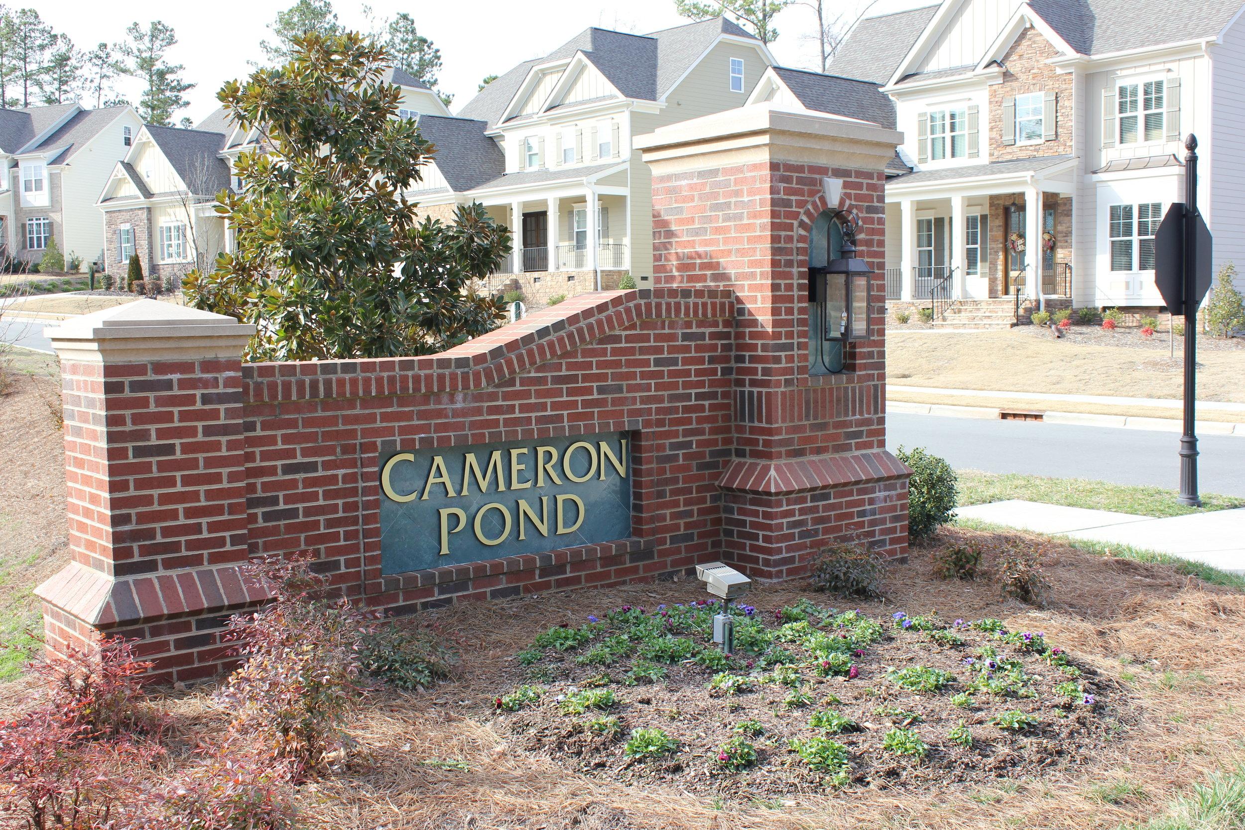 Cameron Pond Highcroft Entry.JPG