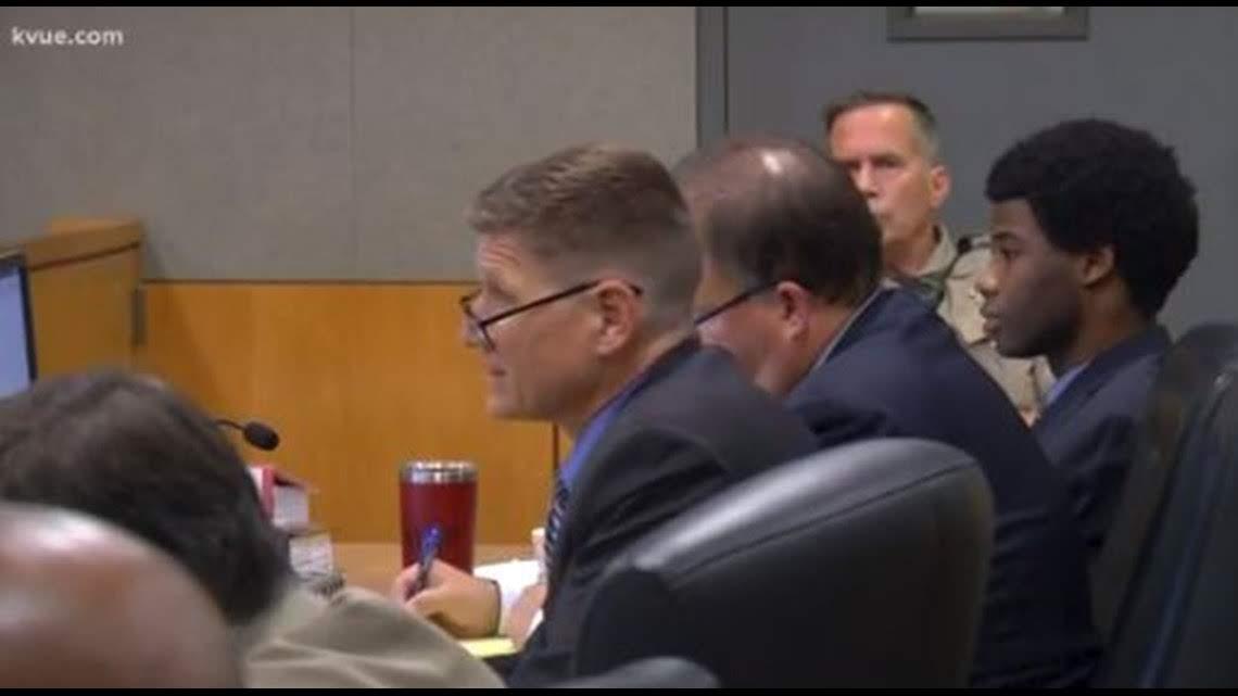 Meechaiel Criner, Capital Murder Jury Trial, 2018.