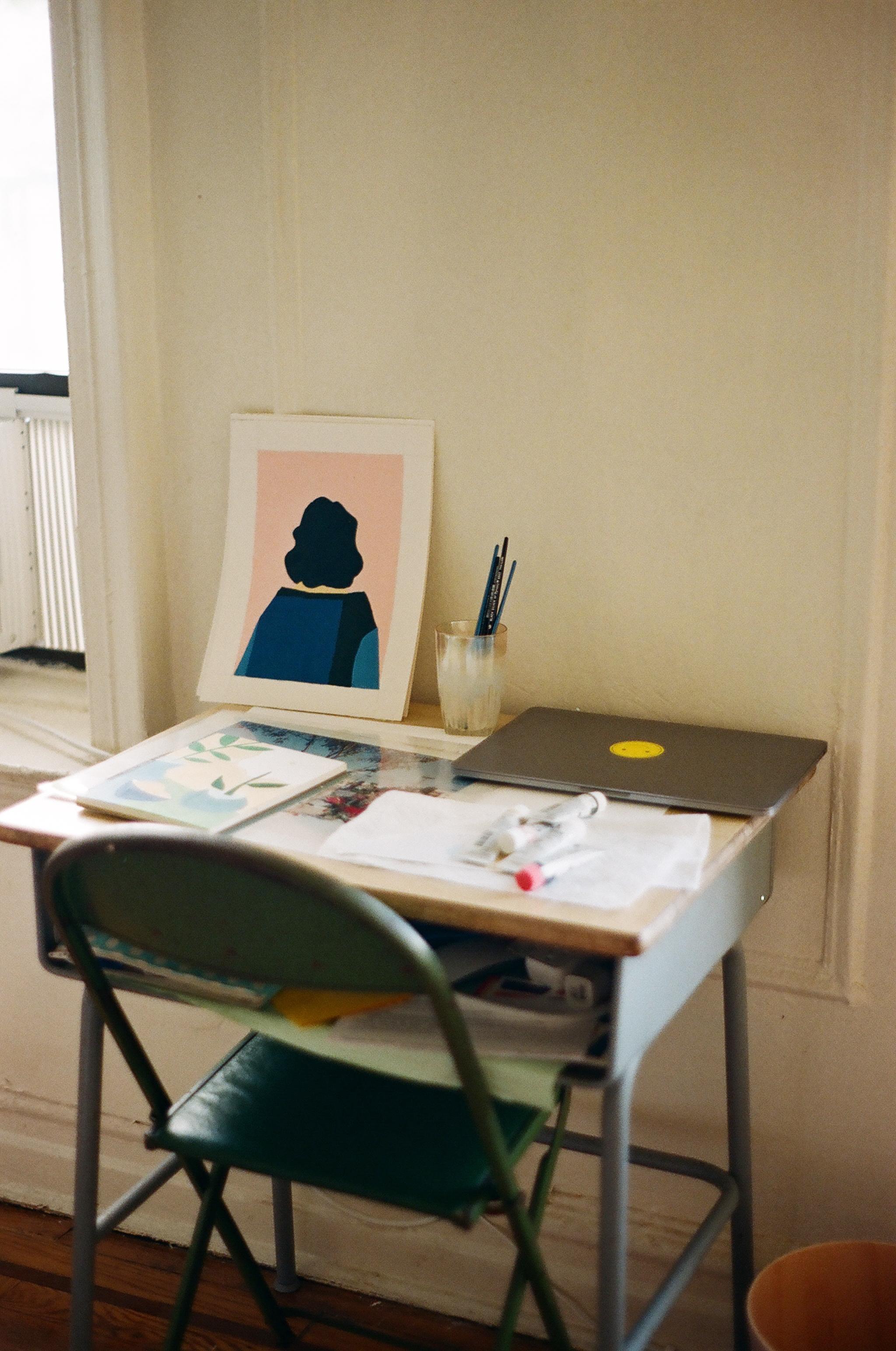 Painting table.JPG