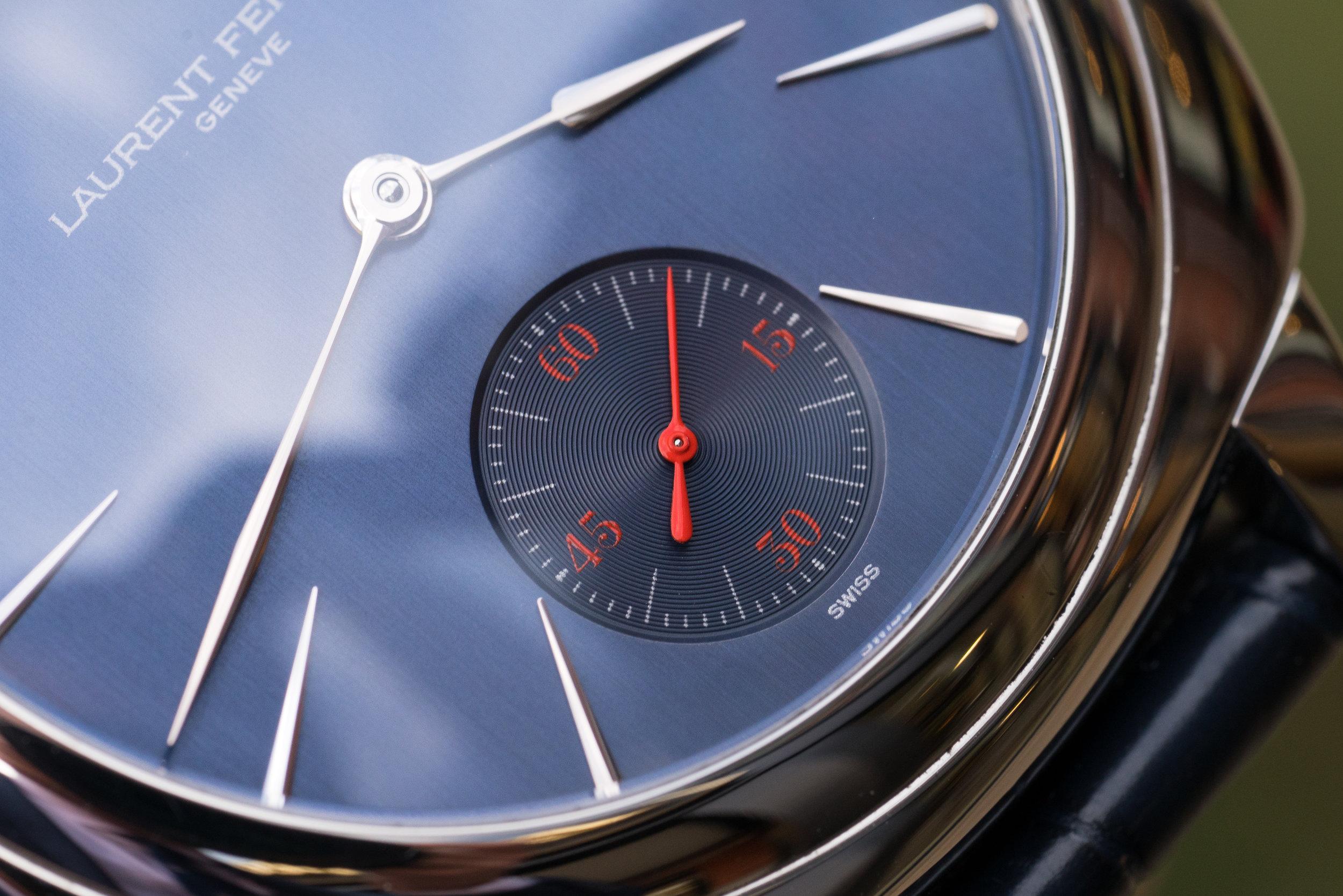Taken for European Watch Company