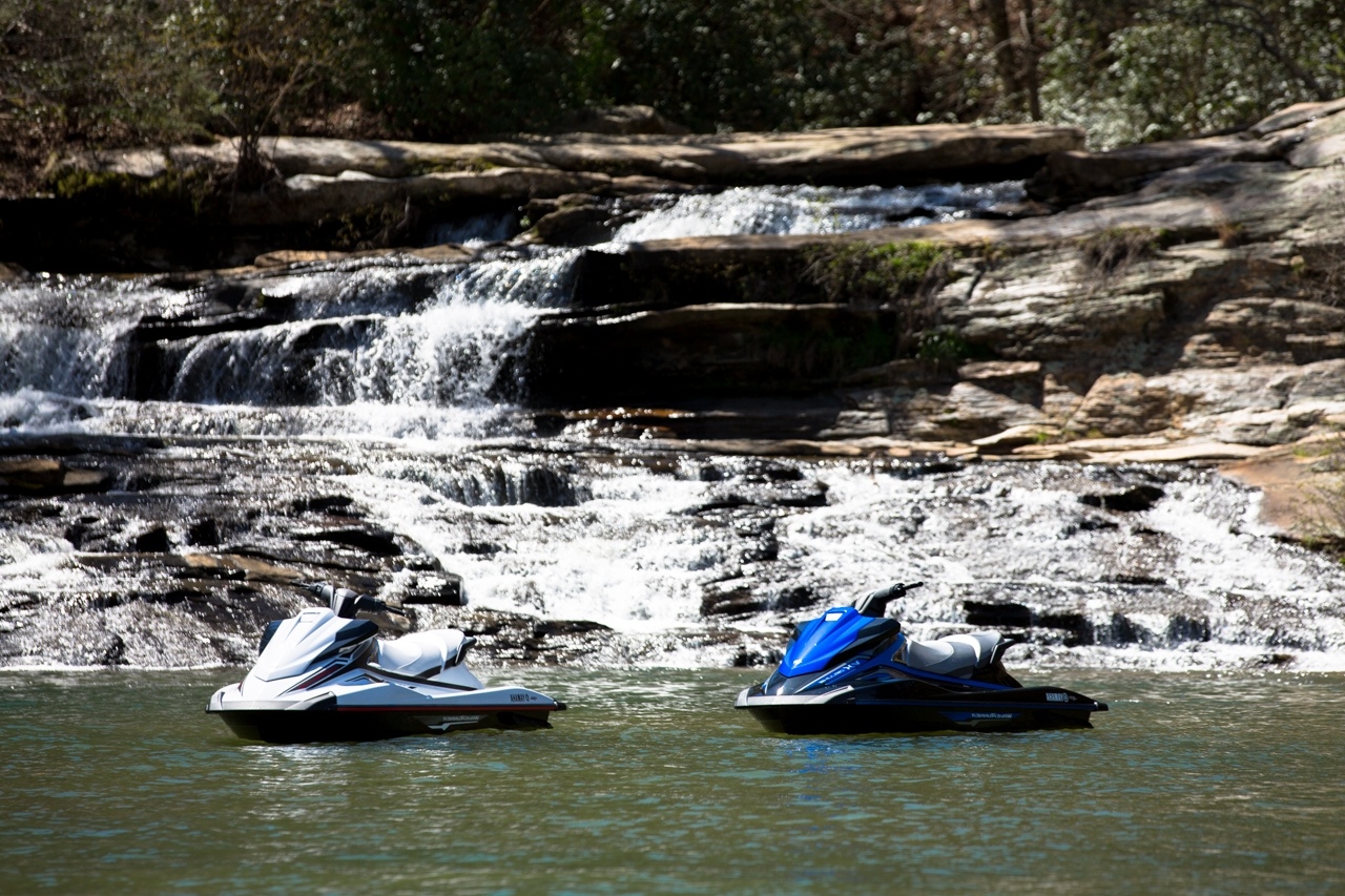 State-of-the-art 2019 Jet Skis available to rent - We have the newest and highest quality Jet Skis on the lake. We can deliver your rental to any boat ramp around Keowee or Jocassee so you can maximize your time on the water and minimize your travel time.Learn more about our Jet Ski rental fleet ➝