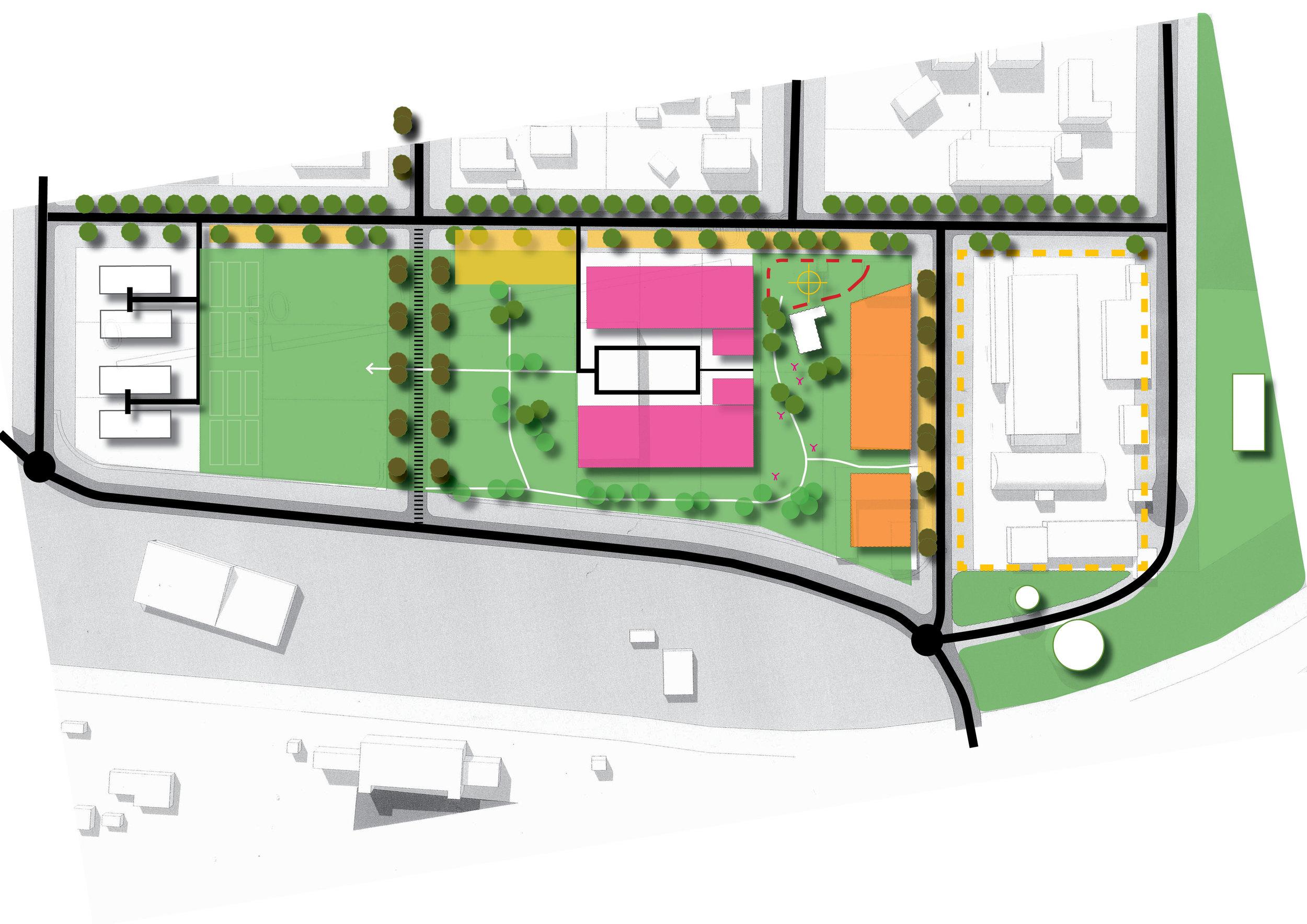 Oaks Estate Masterplan