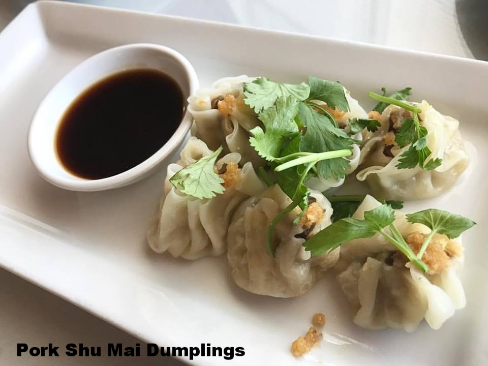 Pork Shu Mai Dumplings