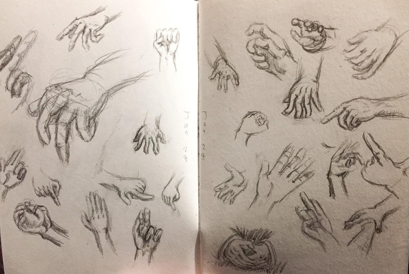 2018-01Jan 24 Lots of Hands.JPG