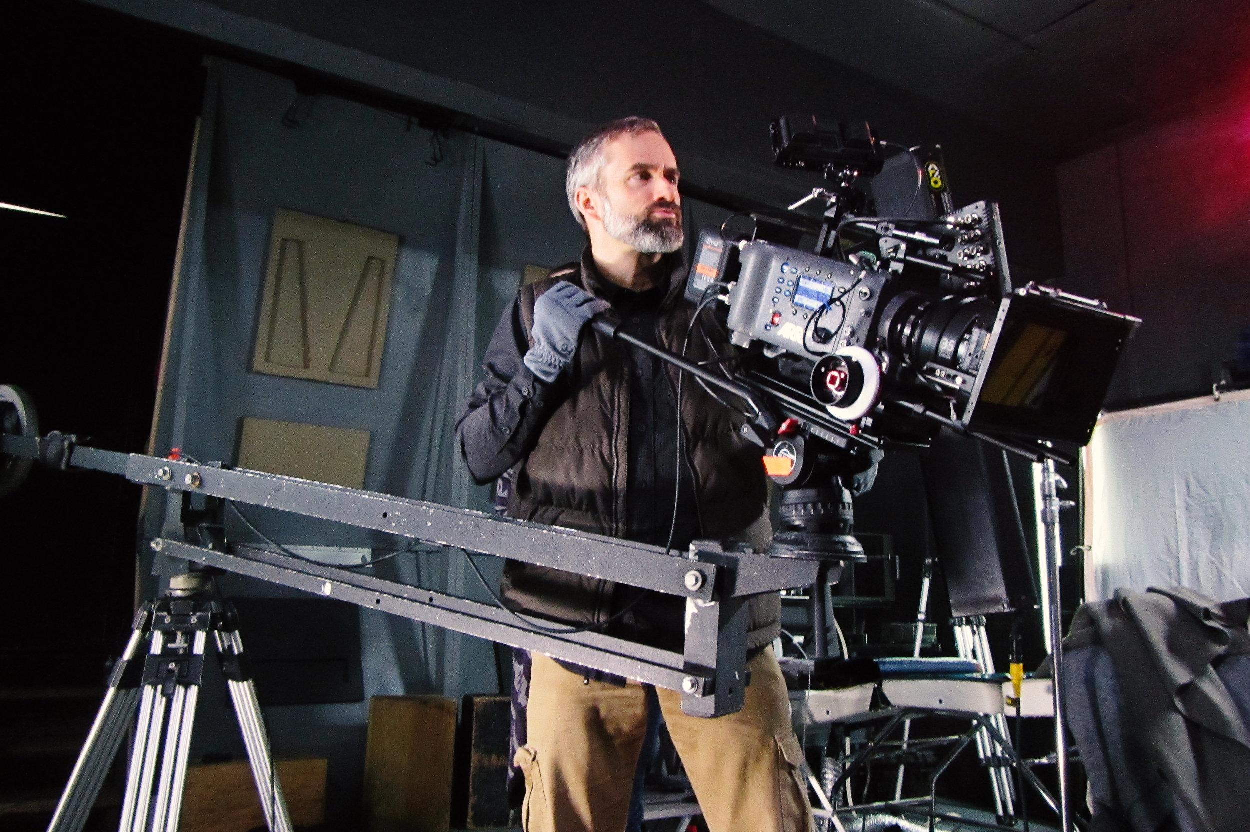 David A. Skousen - Director of Photography
