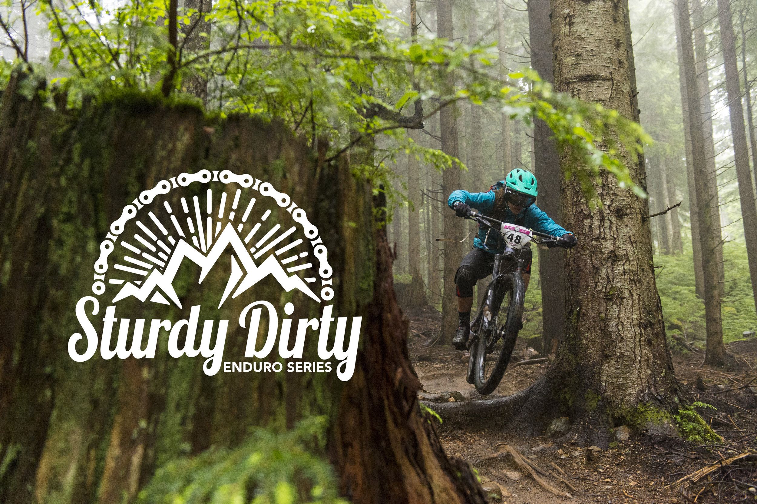 Prepare for the Sturdy Dirty Enduro with this clinic series occuring in various locations around  Western Washington