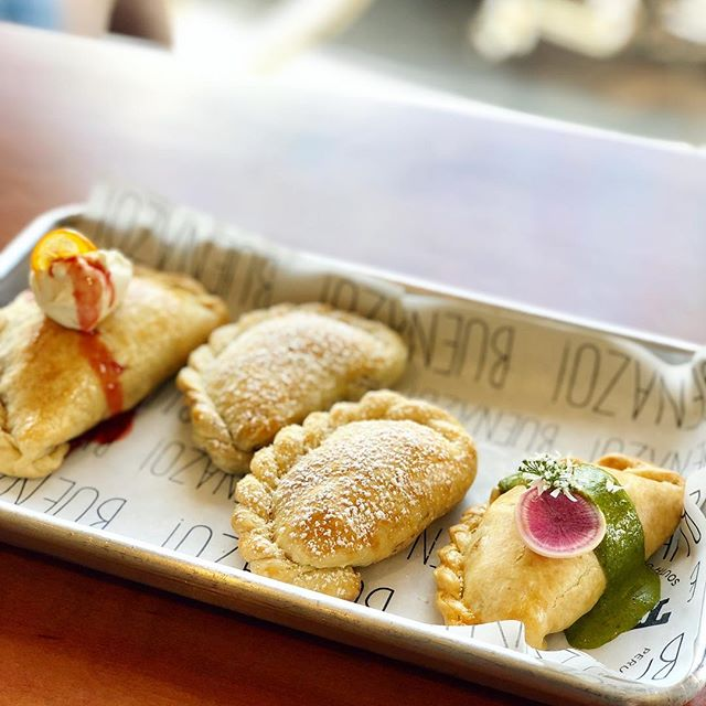 Saturday's ALOTTA EMPANADAS was amazing and we sold out!  Did you go?  What flavors did you try?