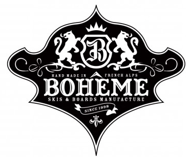 Boheme - Bohême produces handmade skis and snowboards in Chabeuil, at the base of the Alps.
