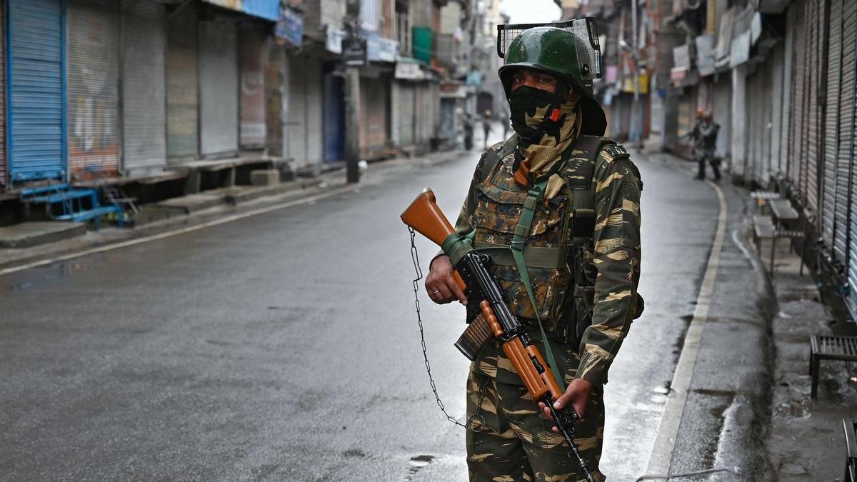 Tauseff Mustafa / AFP / Getty Images