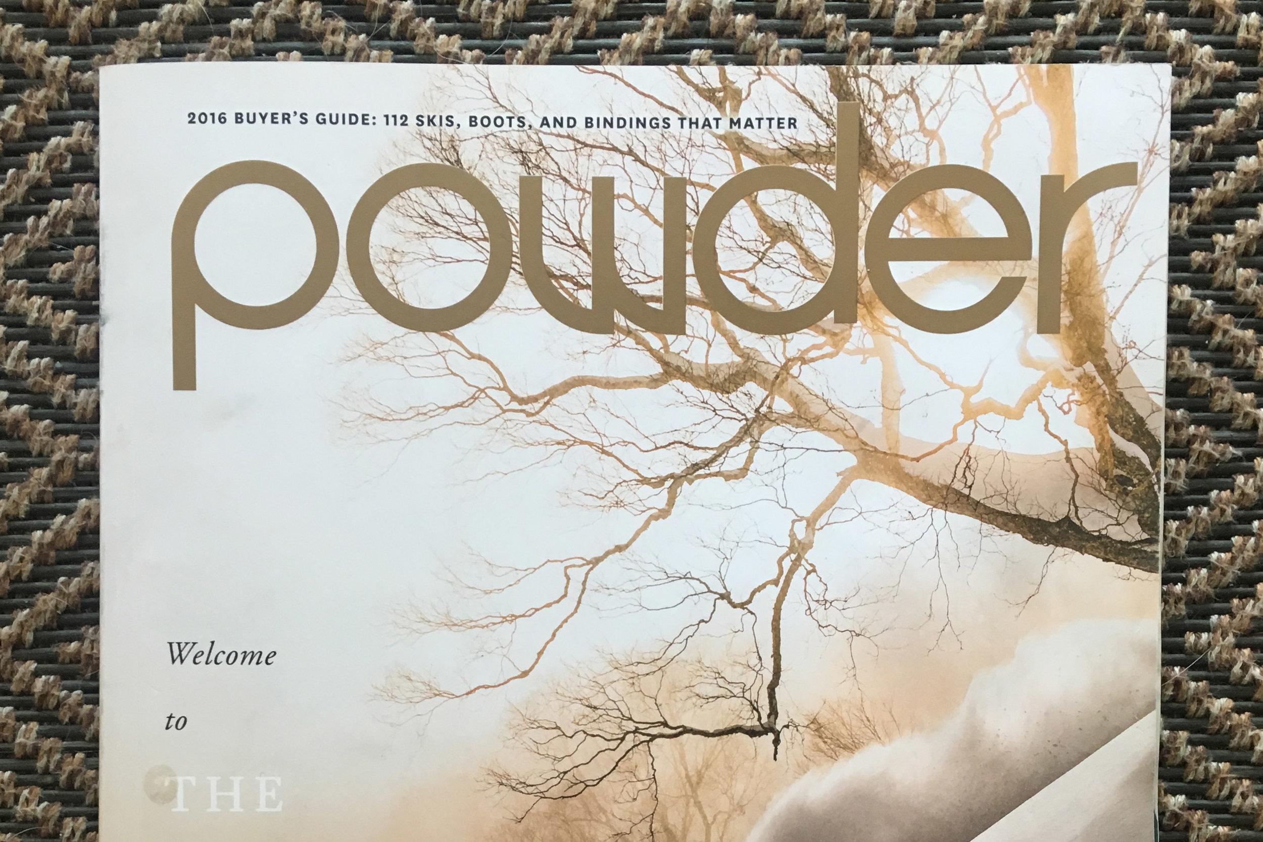 Worst Coast - Powder Magazine