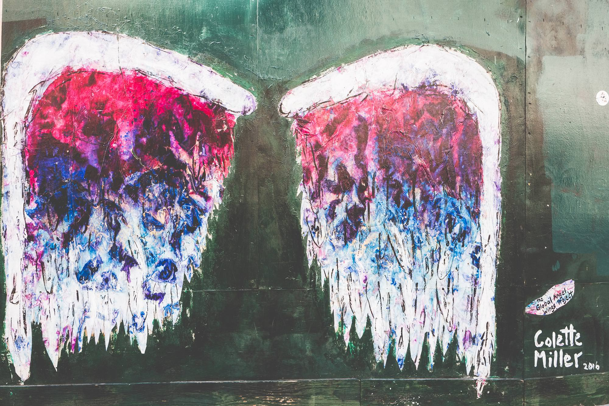 Wings from Colette Miller