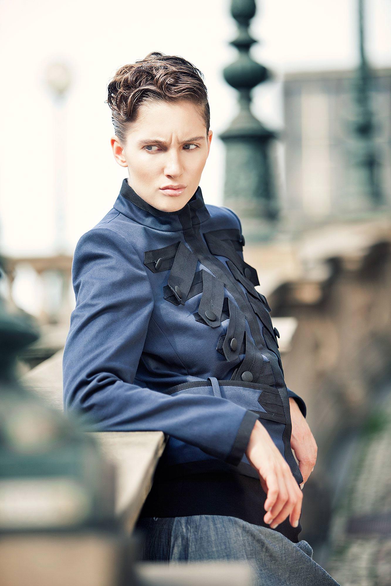 Androgyne Model in Prague