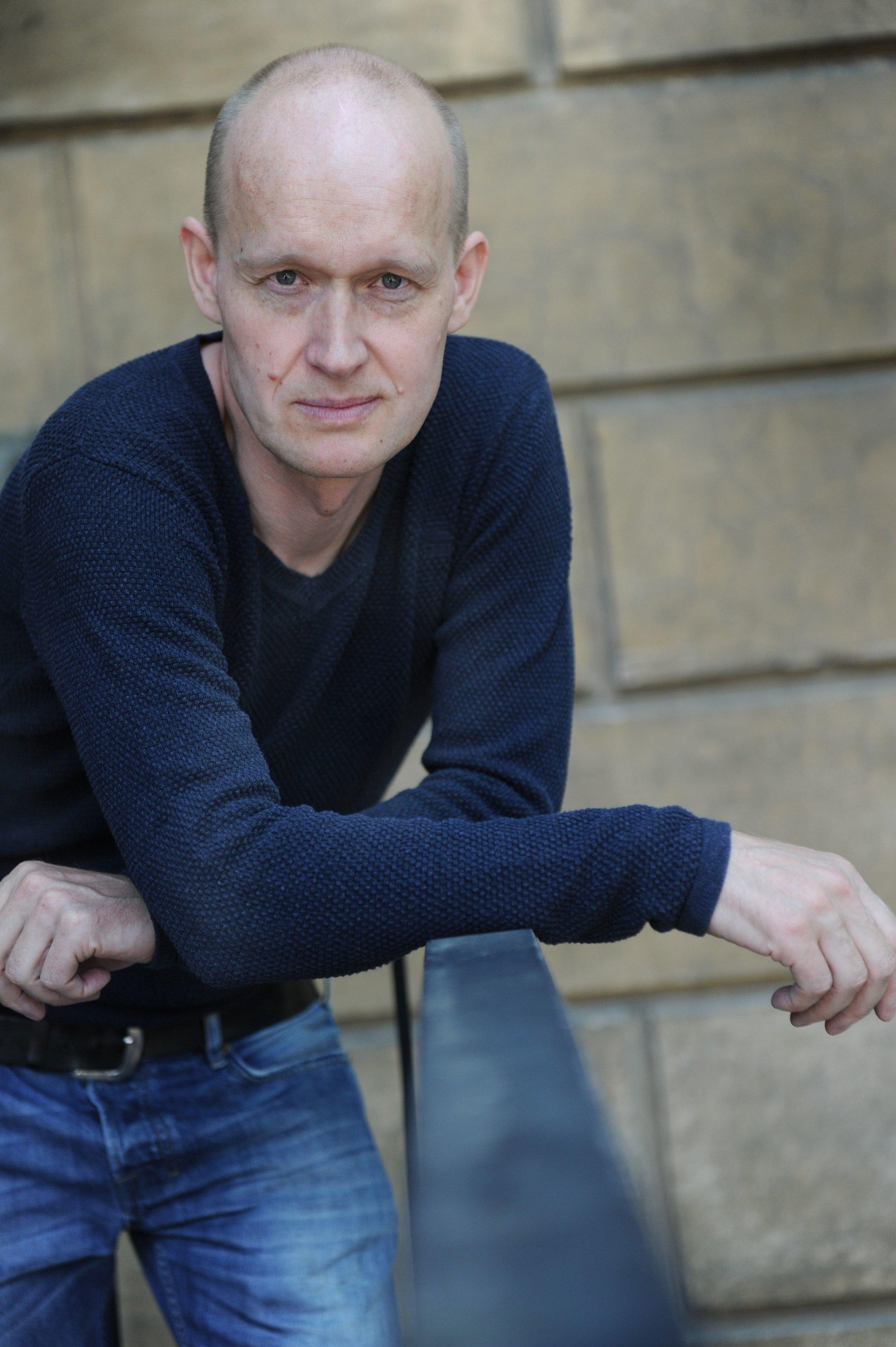Arno Geiger, Foto: Heribert Corn