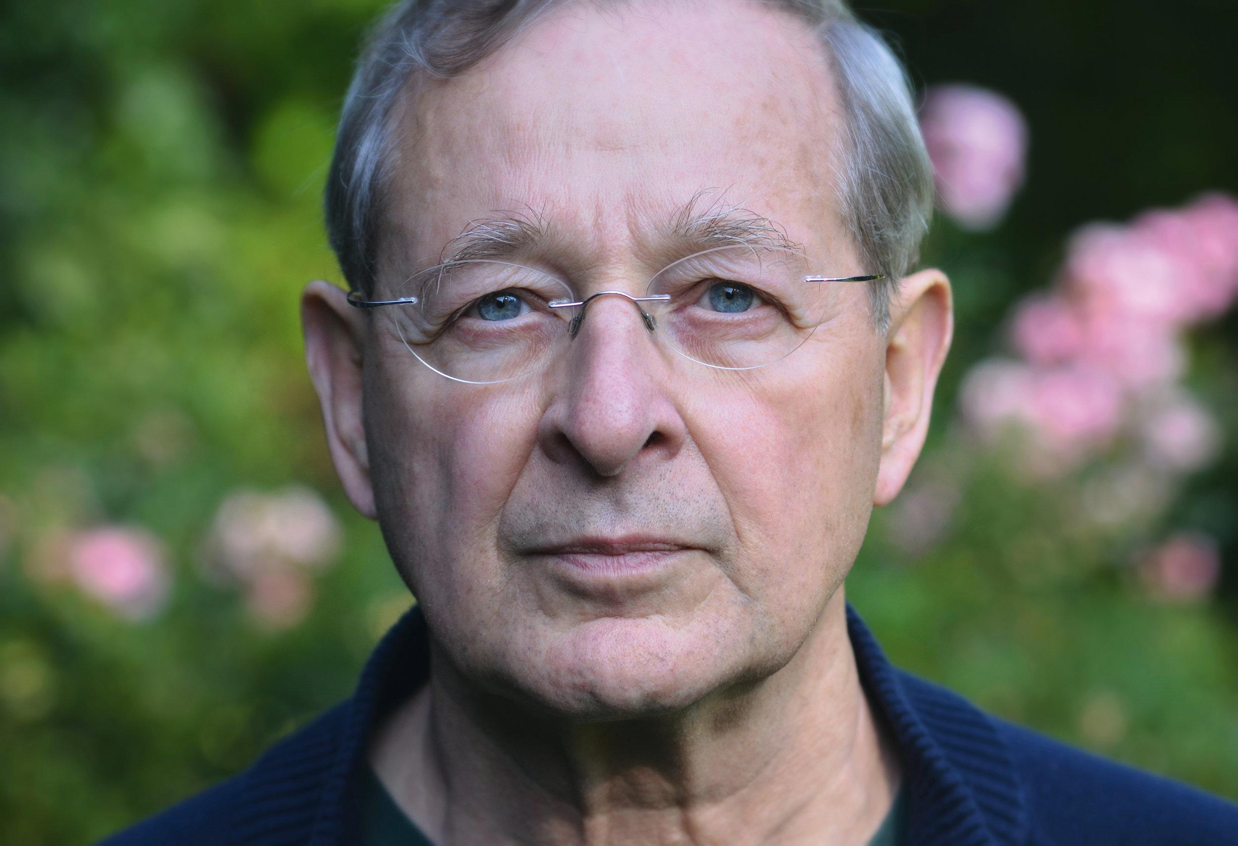 Péter Nádas, Foto: Gáspár Stekovics