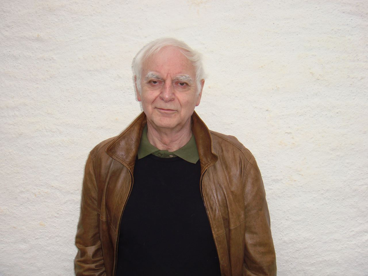 Adolf Muschg. Foto: Atsuko Muschg.