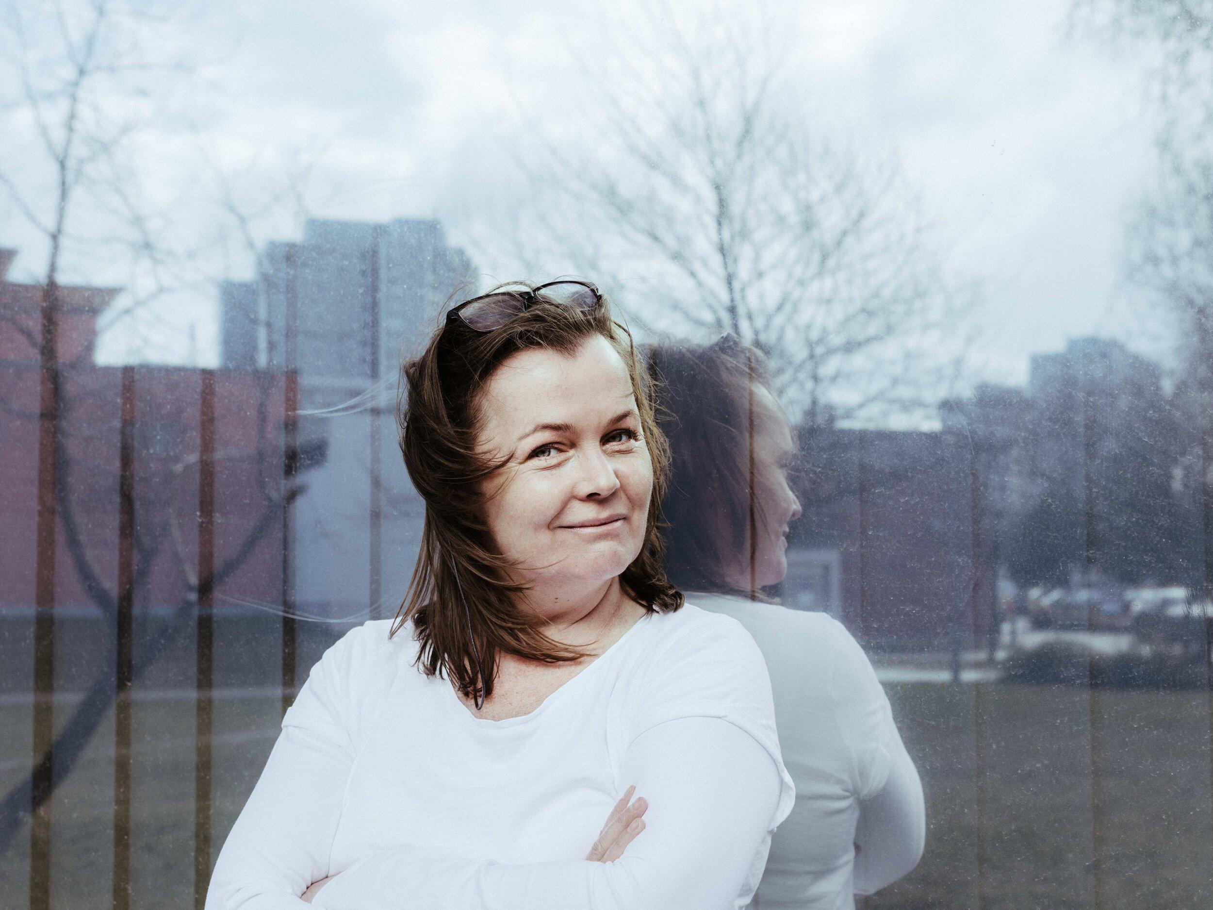 Katja Oskamp. Foto: Paula Winkler.