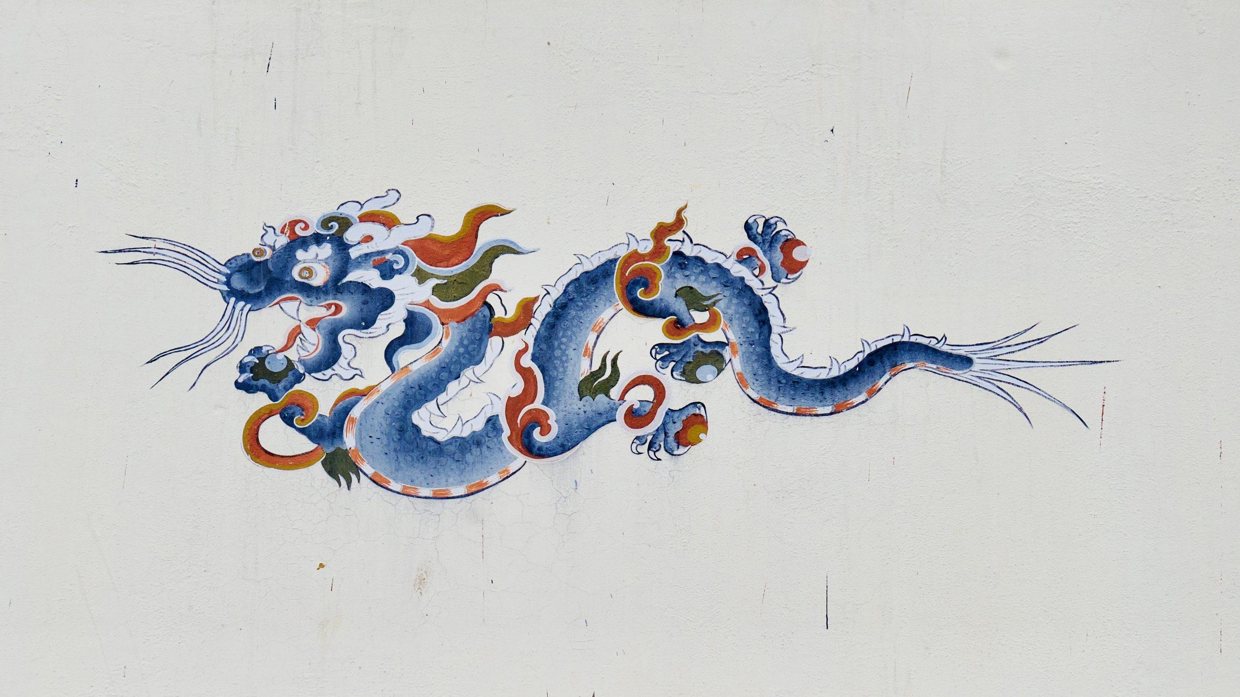 Bhutan - Drakens land