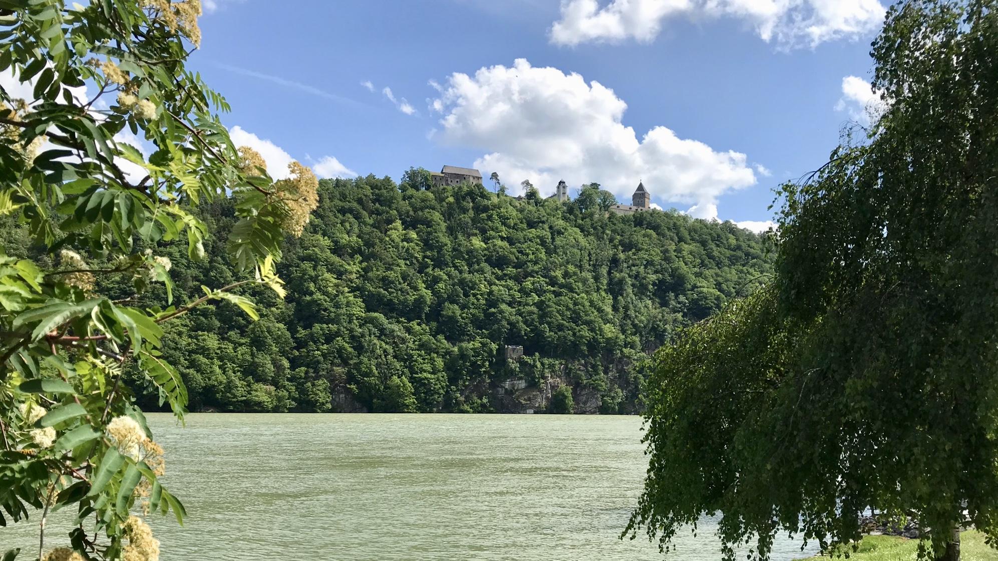 Längs Donau