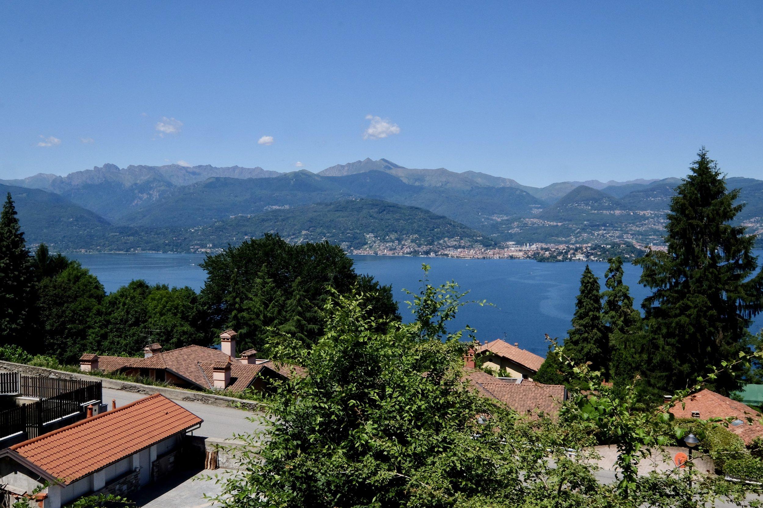 Lago Maggiore vid Stresa
