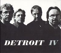 Detroit: IV (KC Sound KC-007, 2011)