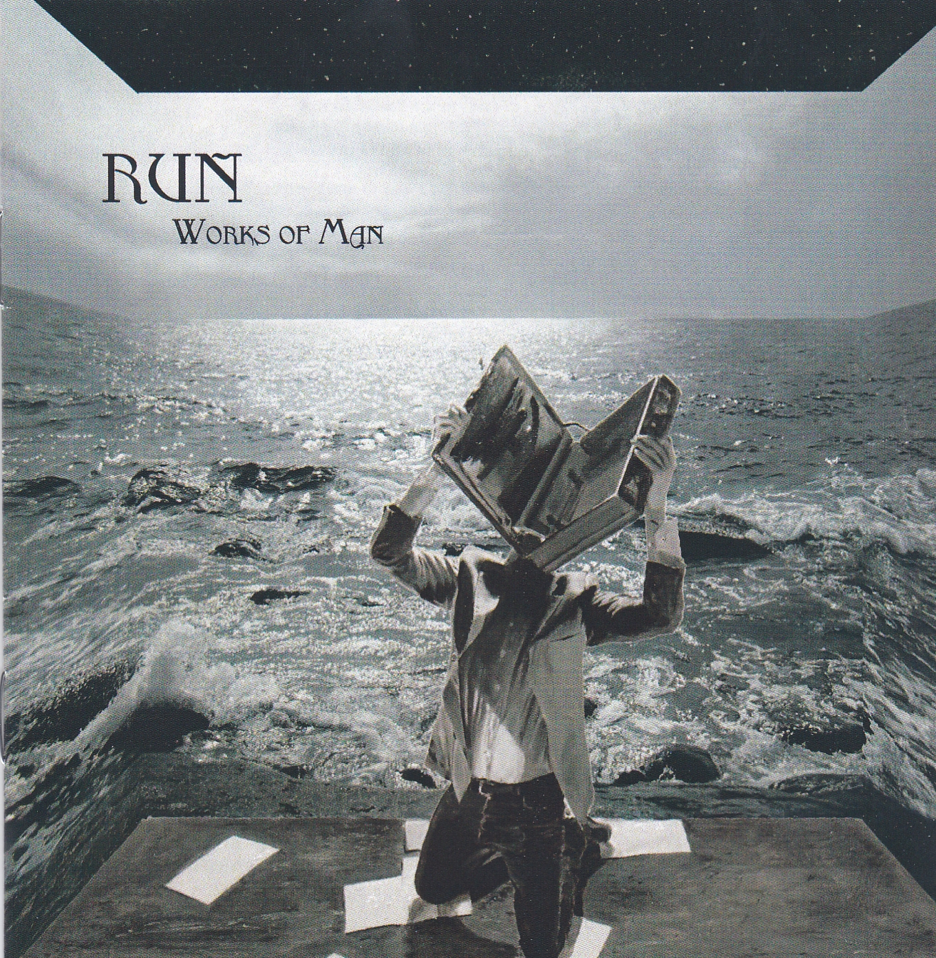 Run: Works of Man (KSV-001, 2019). JUST RELEASED! Available from our shop