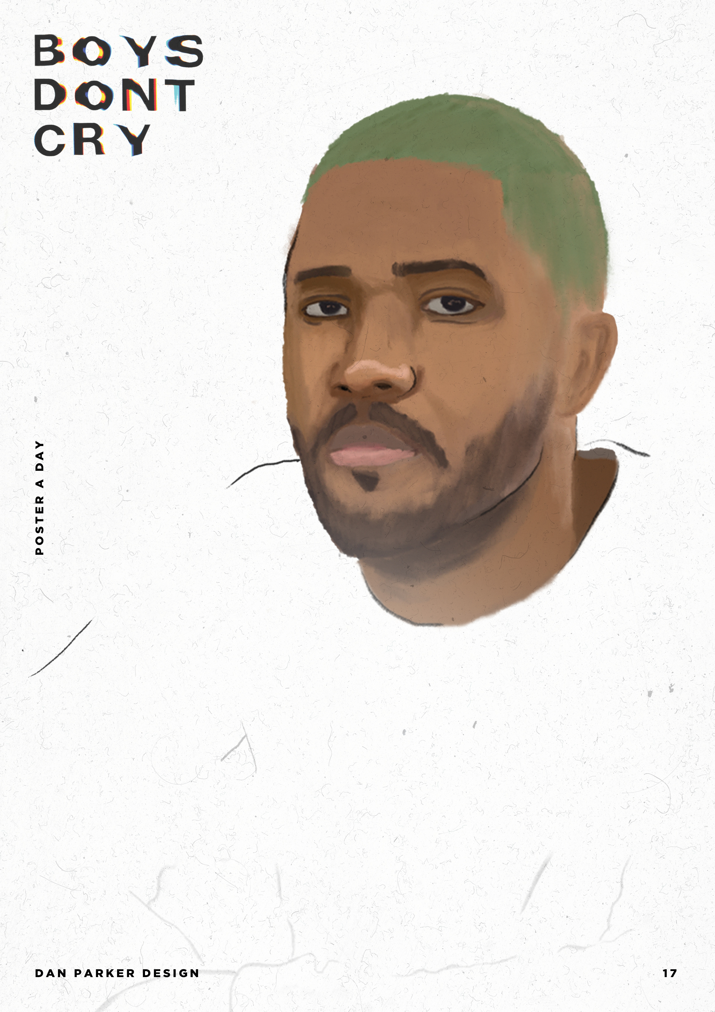 Frank Ocean - Poster a Day