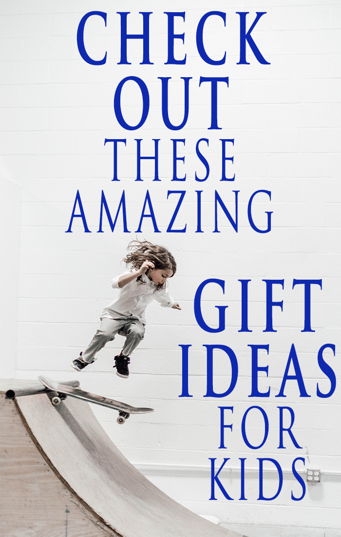 do you ever wonder what to get your child or someone else's kid for christmas or birthday? These unique gift ideas will be a hit for any boy or girl with a great imagination. gift ideas for boys and girls.