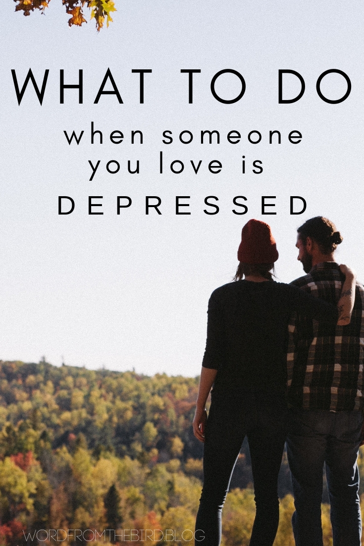 It's not easy when someone you love is going through a hard time — it's also not easy to know what for them. Sometimes, we can make it worse by not really knowing how to support them. Find out how you can better be there for them. #relationship #depression #anxiety #spouse #husband #wife #forher #forhim #forwomen #formen #depression #mentalhealth #selfcare