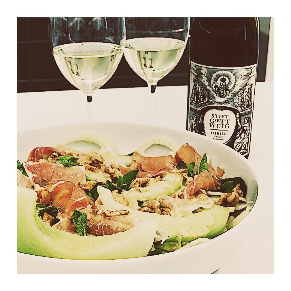 fennel and prosciutto salad recipe