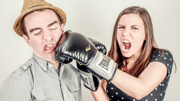 The one phrase that ends an argument fast. Learn our method that helps us stop arguing and begin resolution.