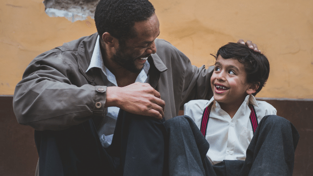 what does a boy need from his father?