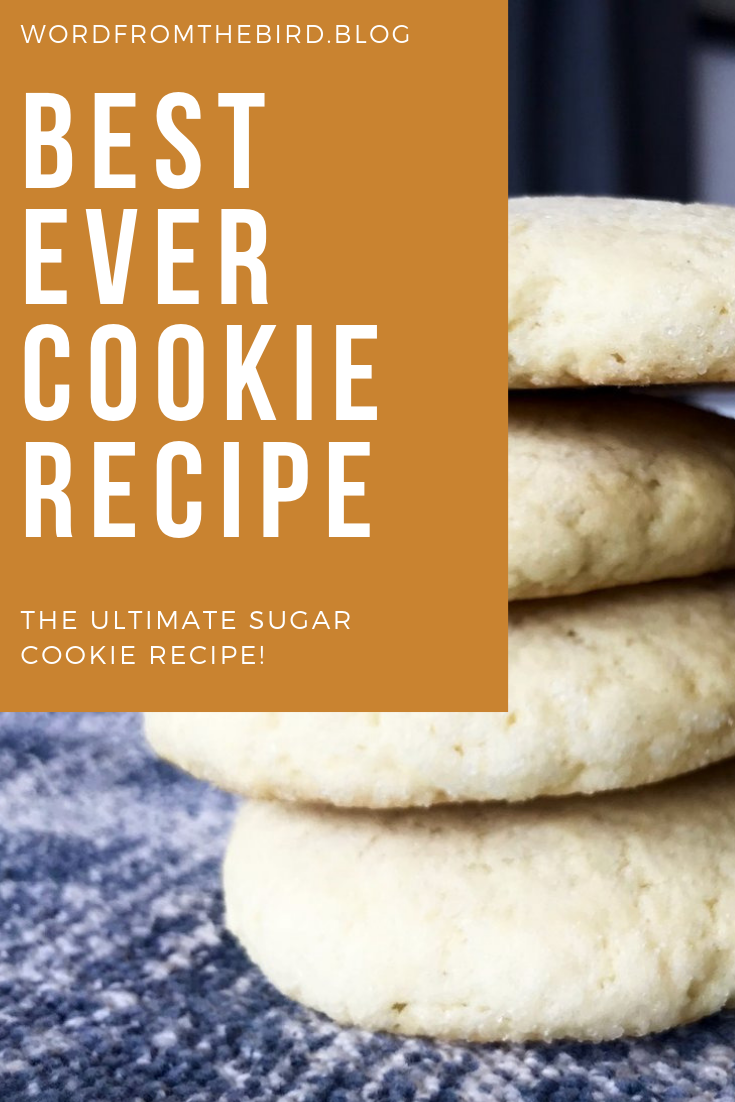 You won't be disappointed with this delicious and soft sugar cookie recipe that is interchangeable. You can make a lemon, m&m, gum drop, peanut butter version, or just plain sugar cookie! #sugarcookierecipe #cookie #recipes #bestrecipe #awarded #softcookie #cookies