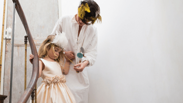 how to teach your daughter to love herself
