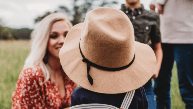 Teach your son how to be brave, love himself, and be respectful with these 5 things.