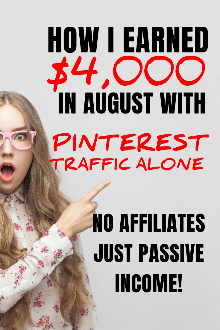 Check out my strategy to earning 4K per month with Mediavine, and driving traffic through Pinteres. I'll share my strategies, and everything you need to know about creating a viral pin. #pinterestseo #pinteresttraffic #workingfromhome #blogging #mediavine