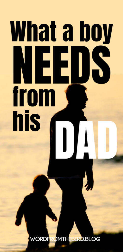 The healthy relationship between father and son is vital for a boy's mental and emotional development. Find out what a son needs from his dad emotionally, spiritually, and physically. An in-depth look into the relationship that shapes a boy from infancy to adulthood. #parenting #tips #raisingboys #advice #boys
