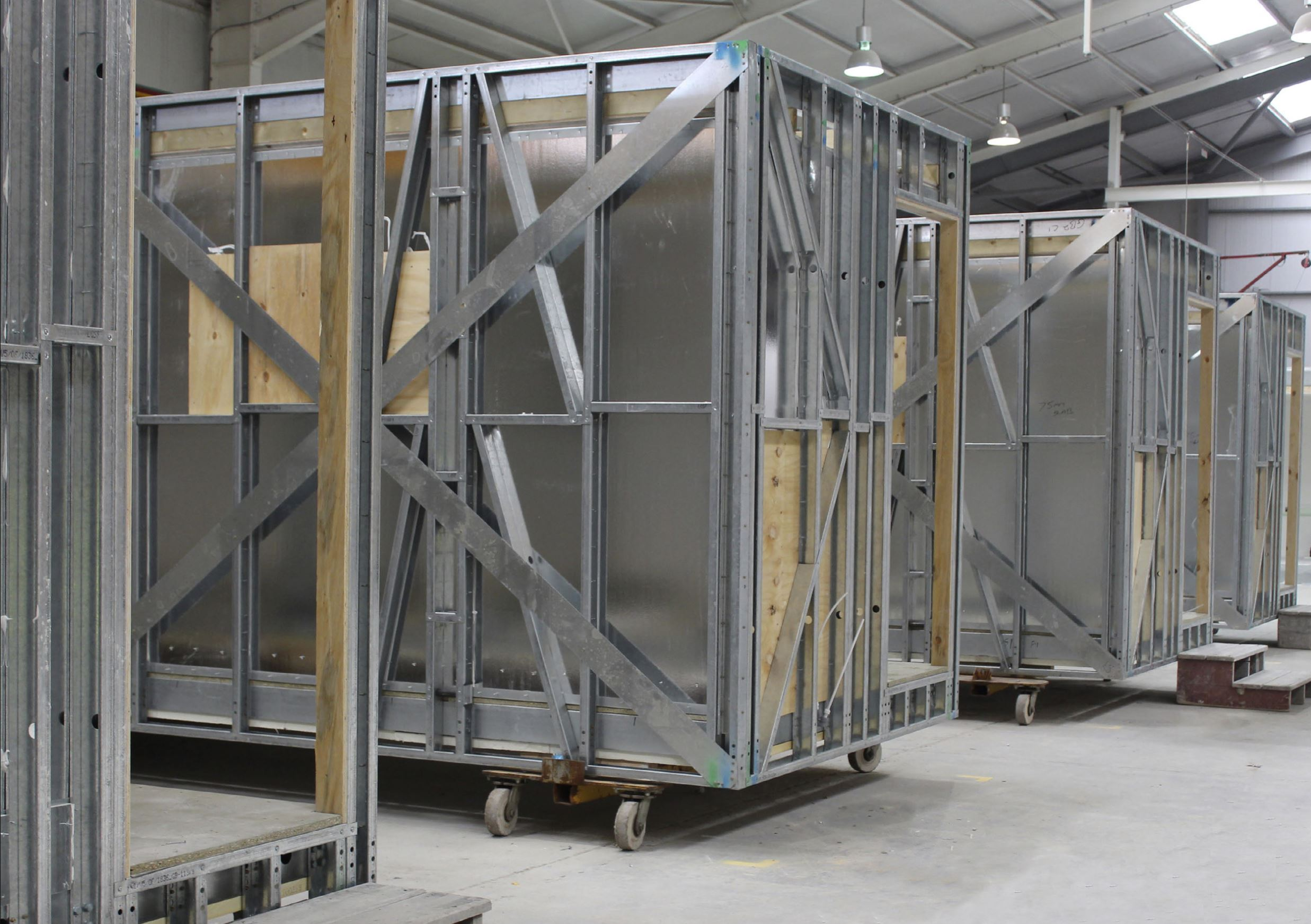 Quality Controlled Offsite Manufacture