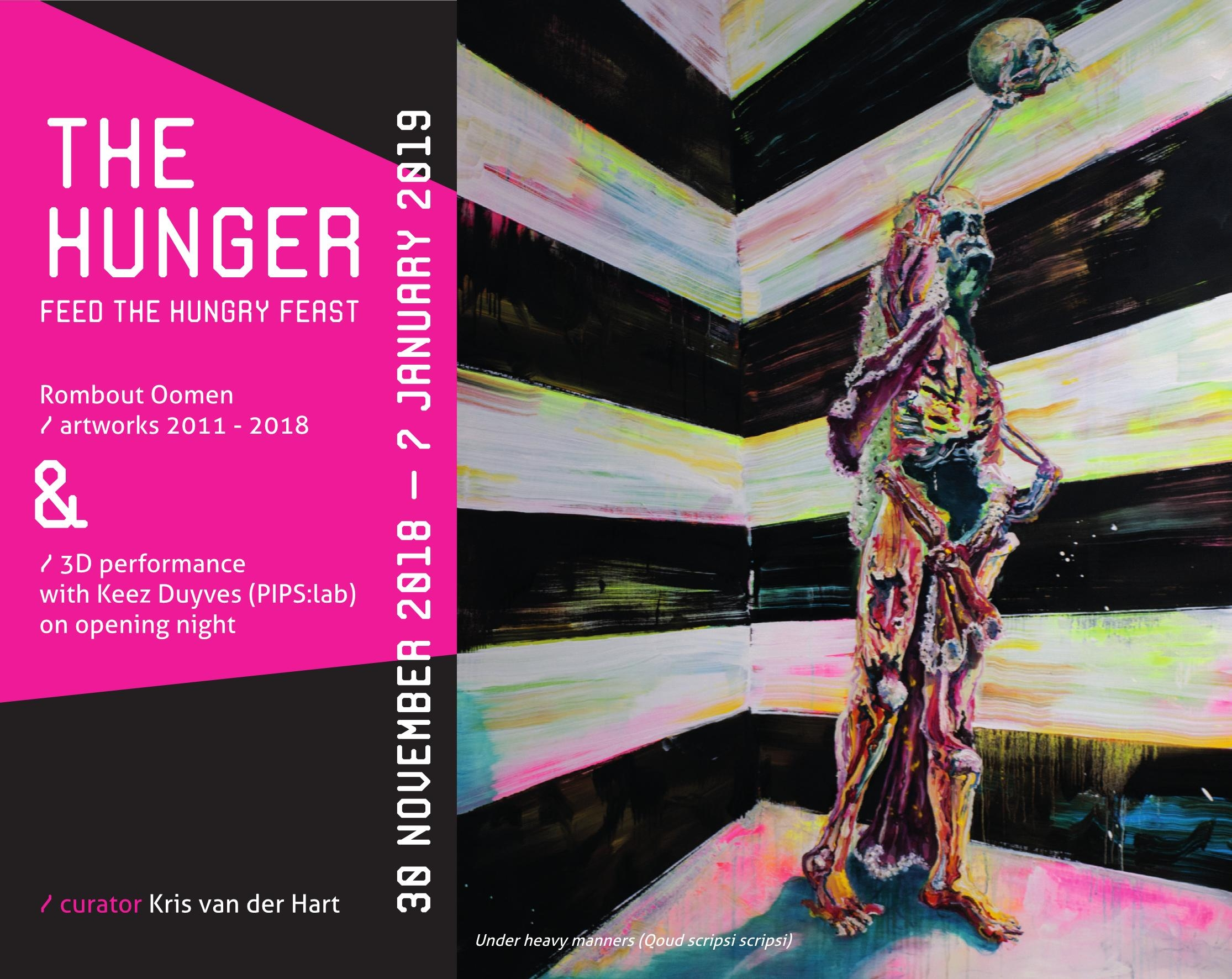 The Hunger_flyer_voorzijde.jpg