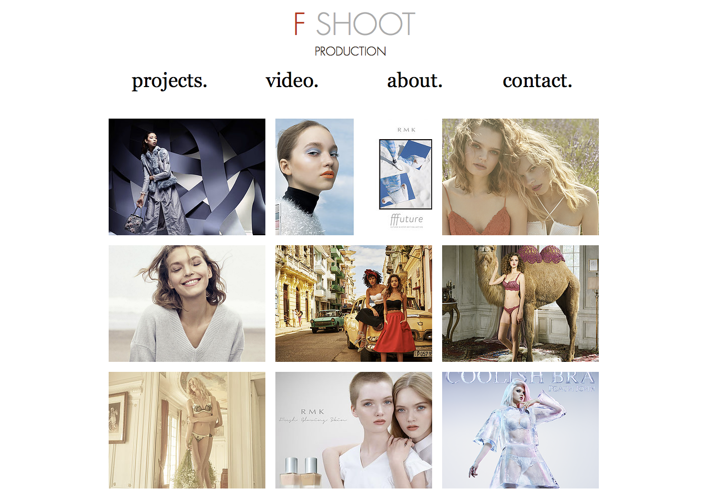 F Shoot new york - visit site